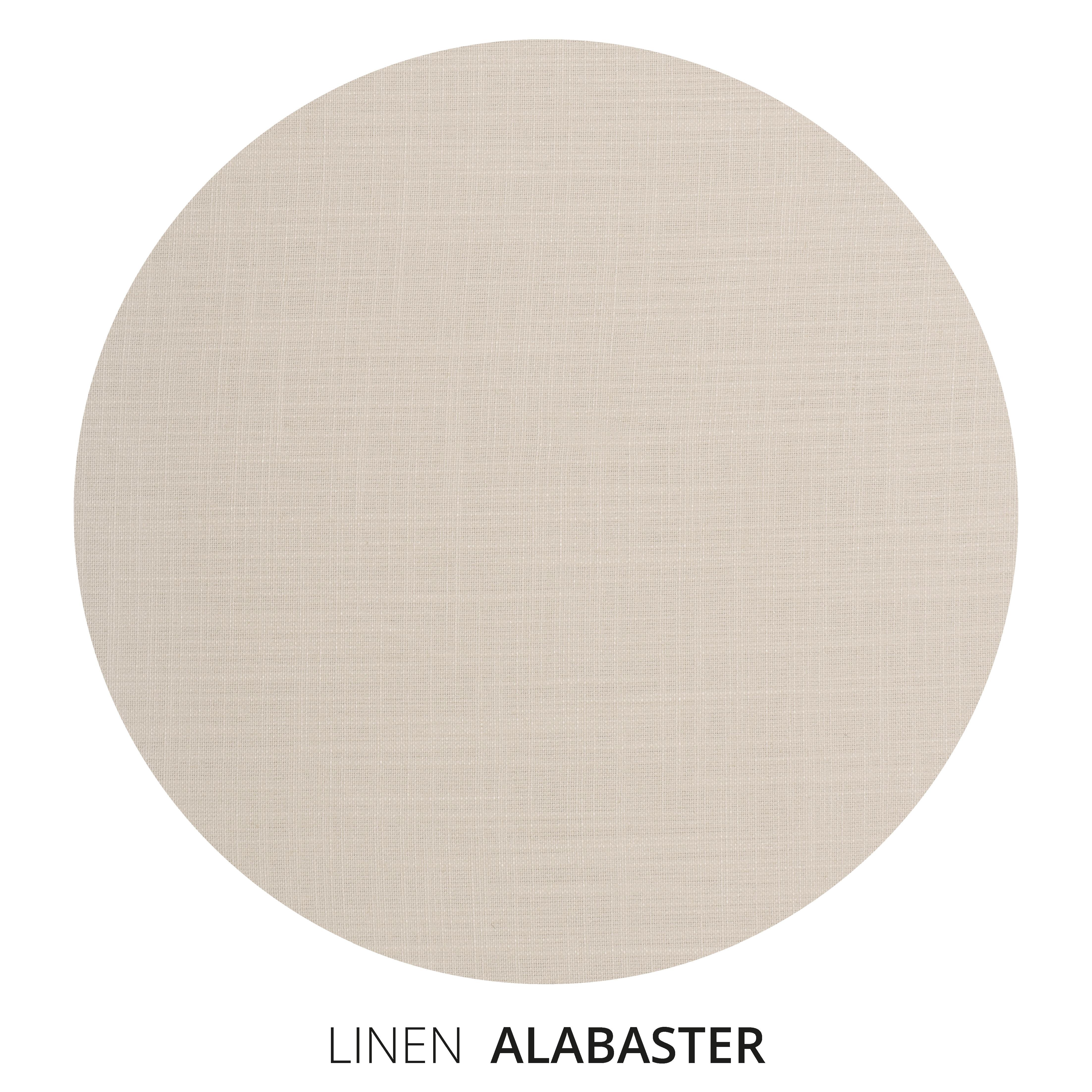 Alabaster Linen Swatch
