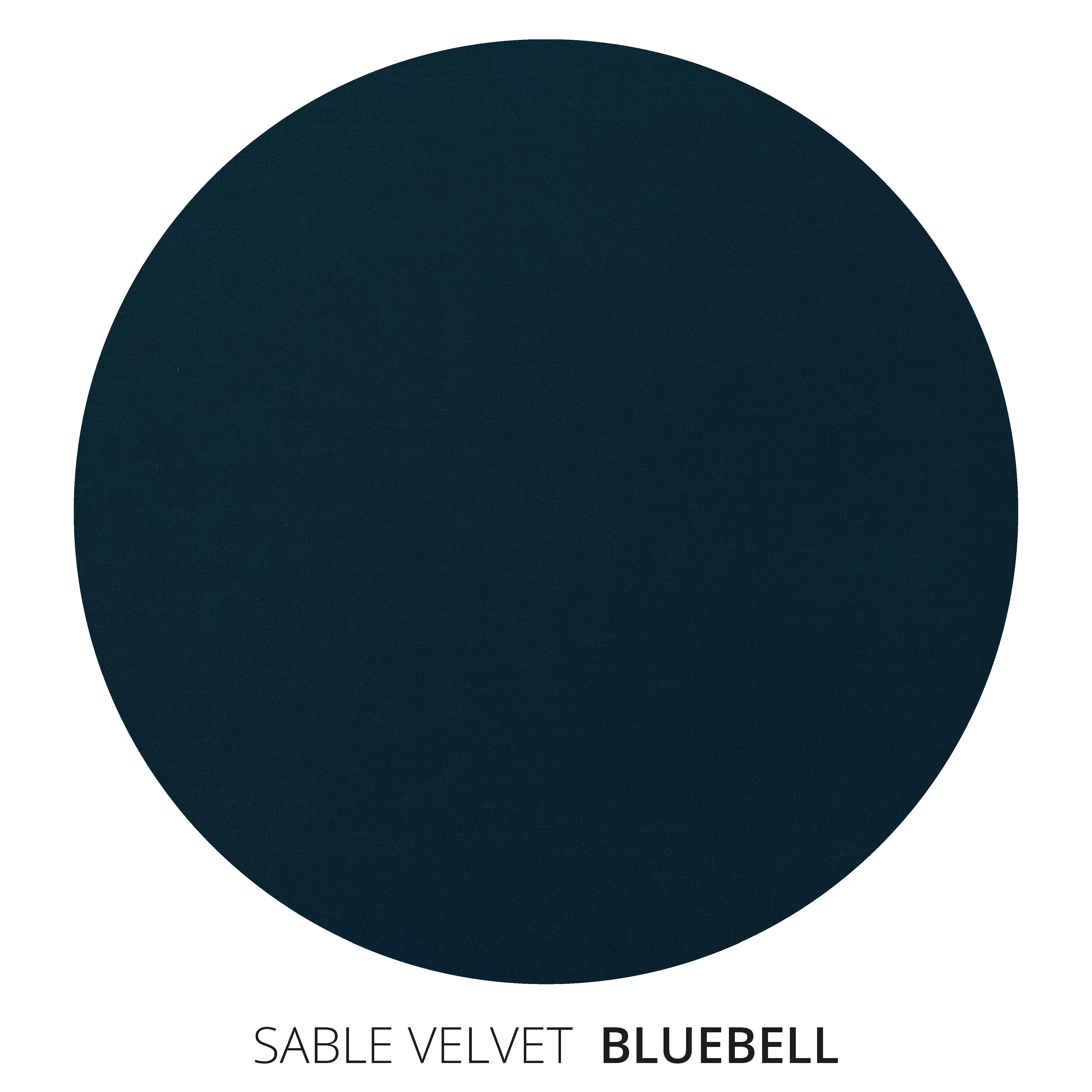 Bluebell Sable Velvet Swatch