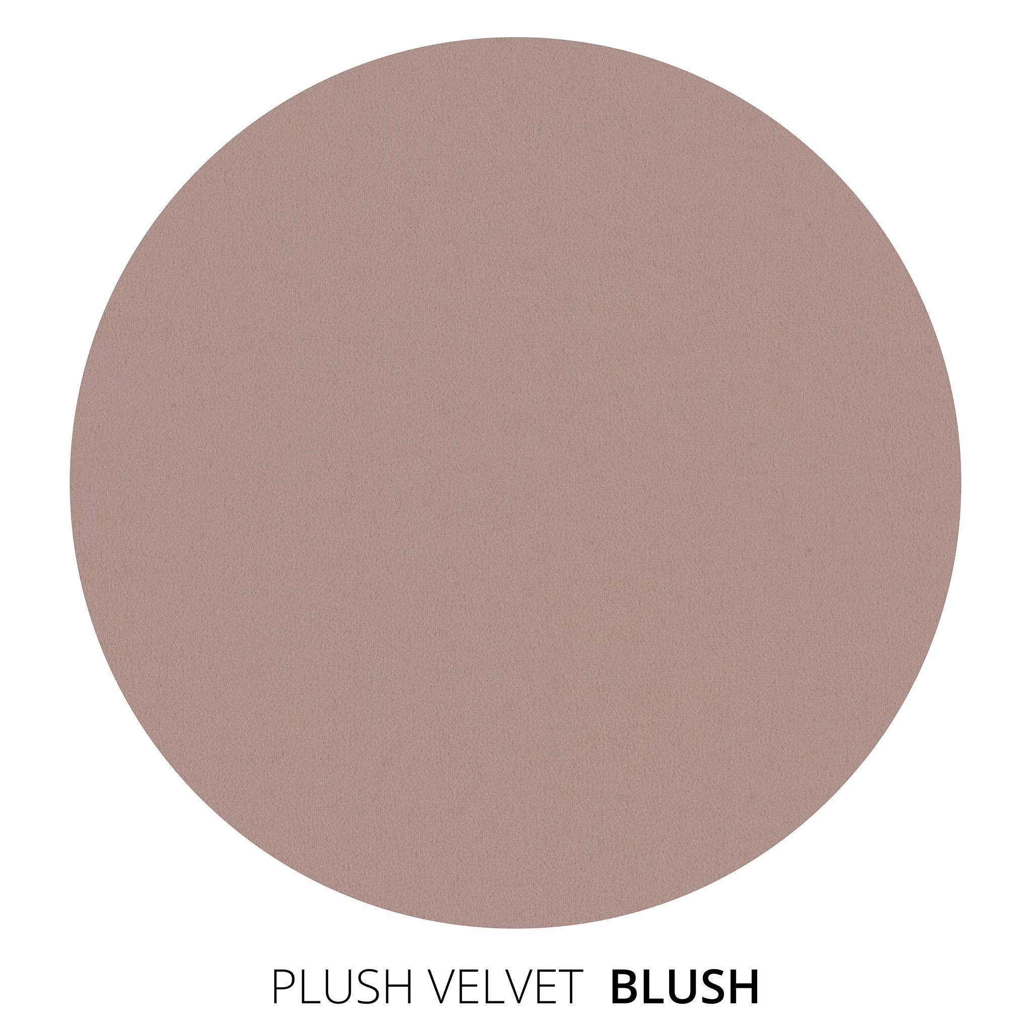Blush Plush Velvet Swatch