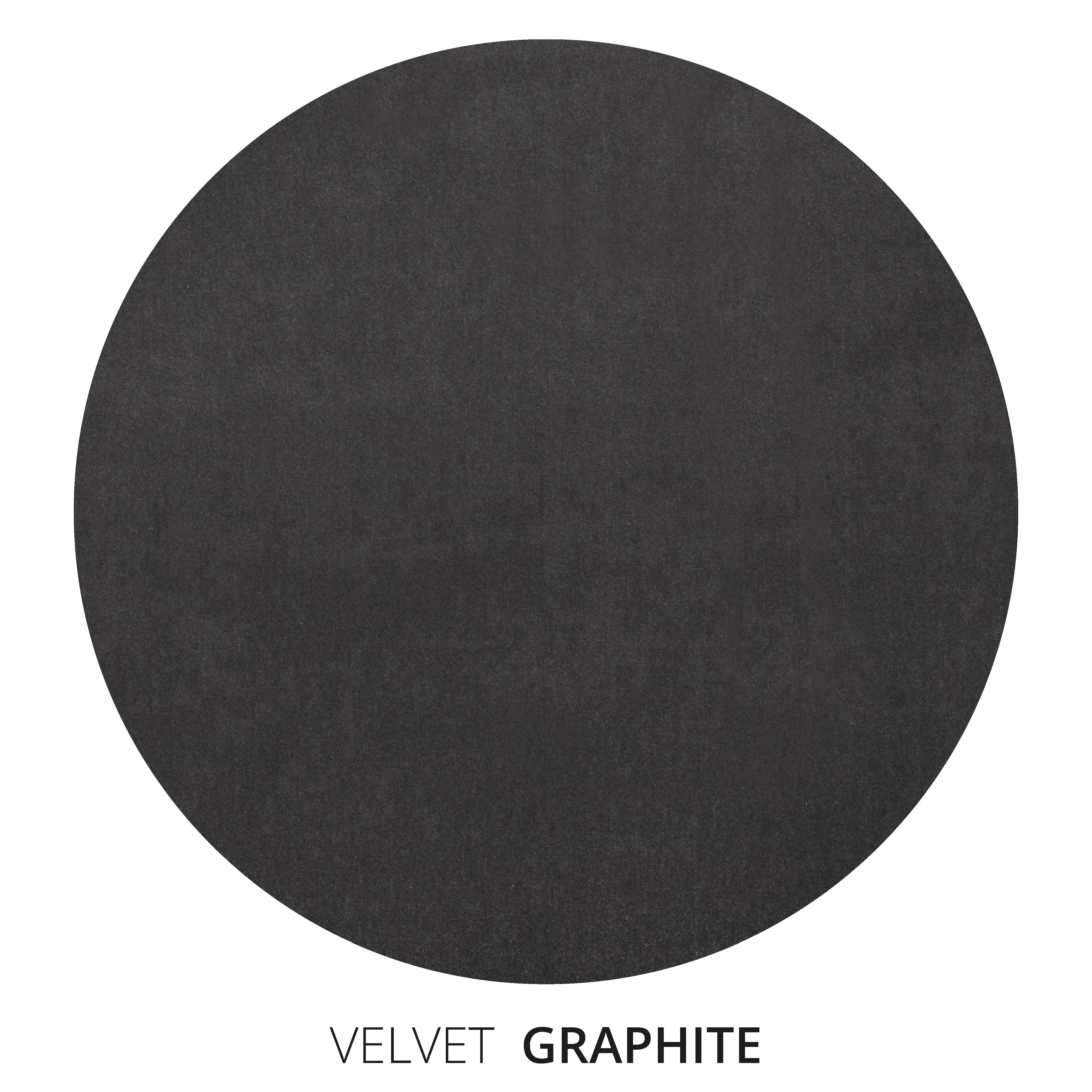 Graphite Velvet Swatch