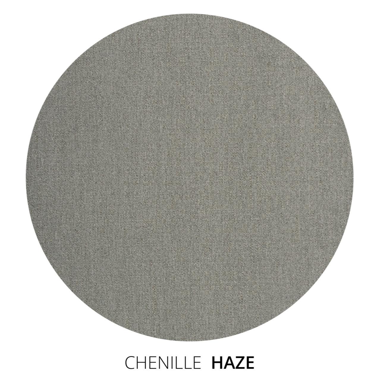 Haze Chenille Swatch