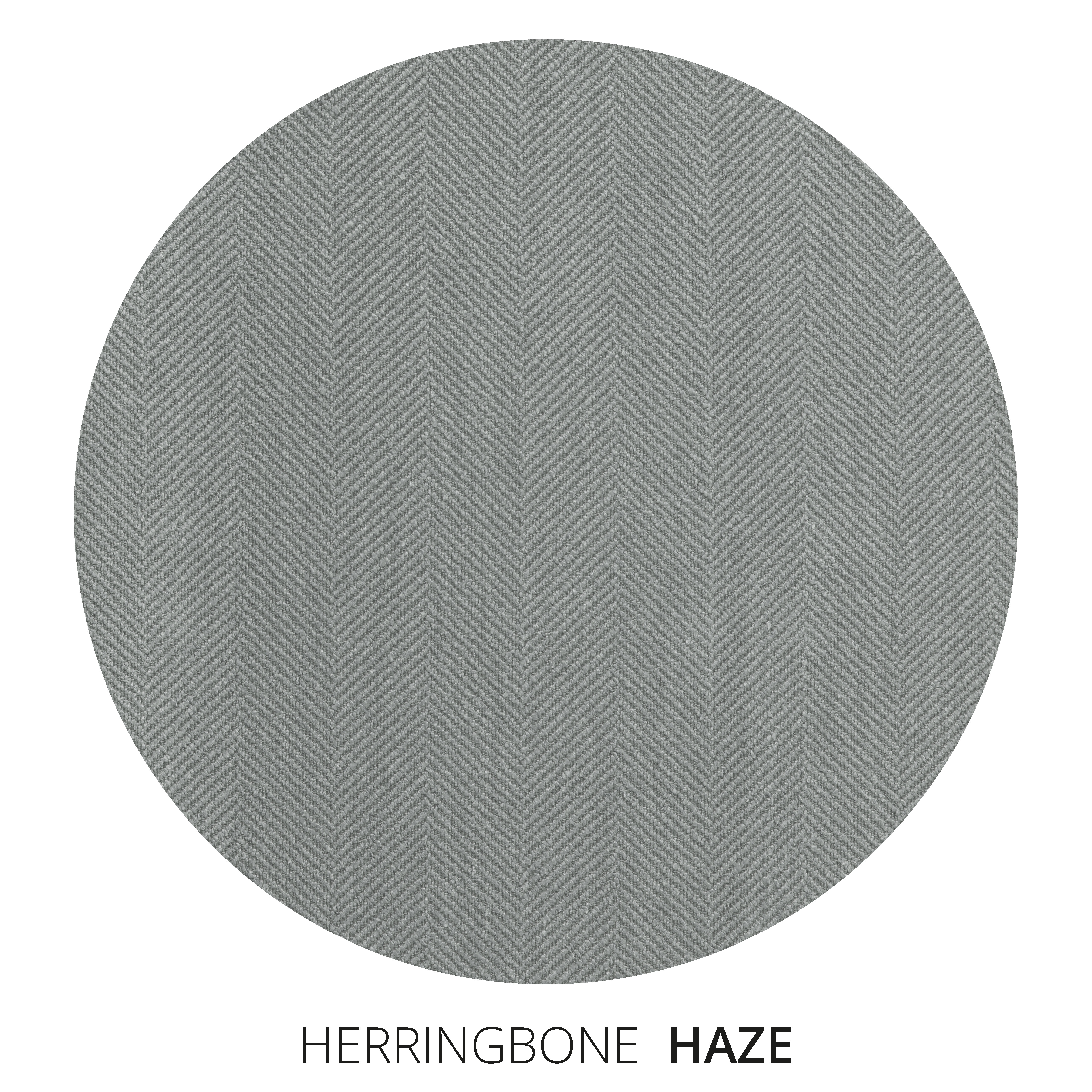 Haze Herringbone Swatch