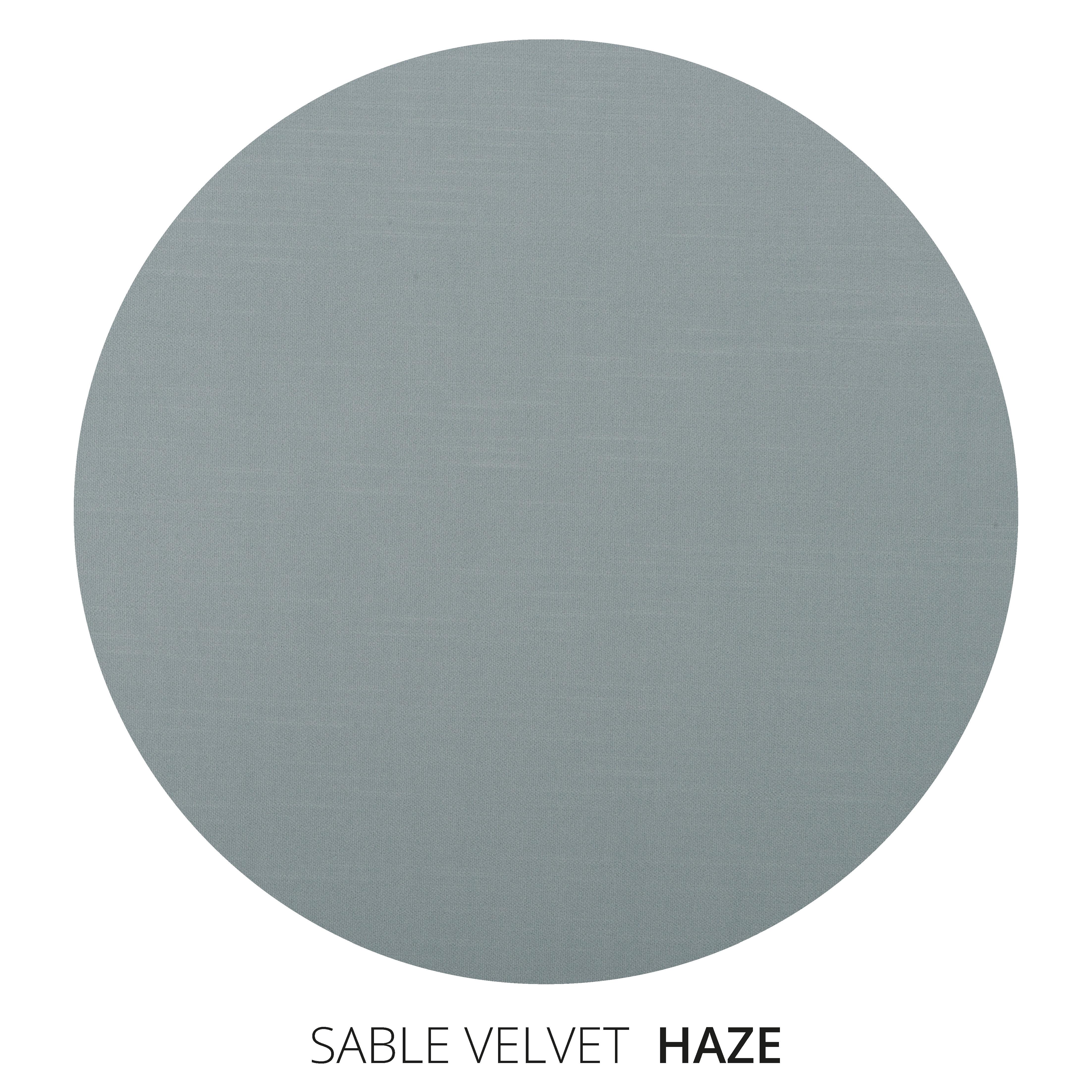 Haze Sable Velvet Swatch