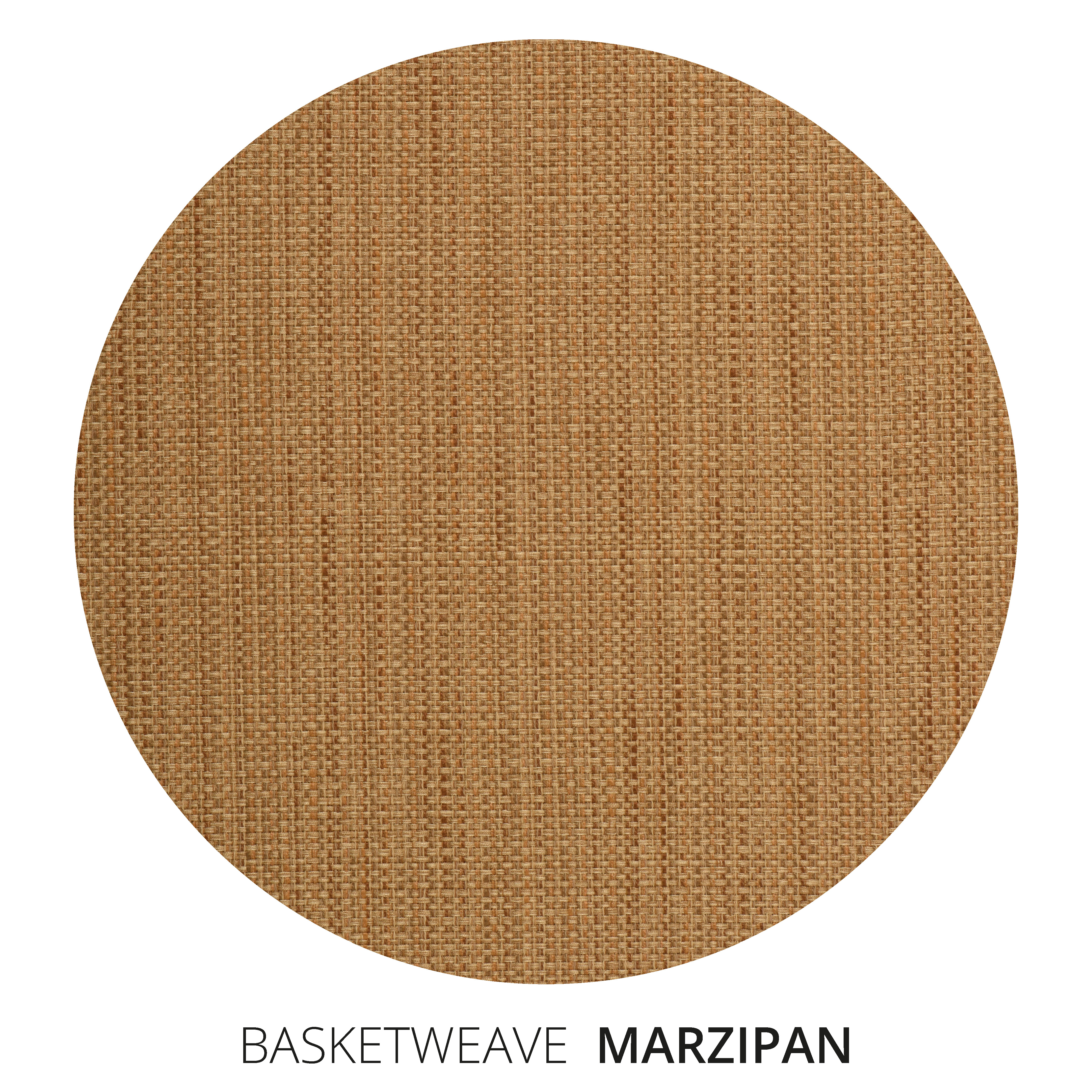 Marzipan Basketweave Swatch