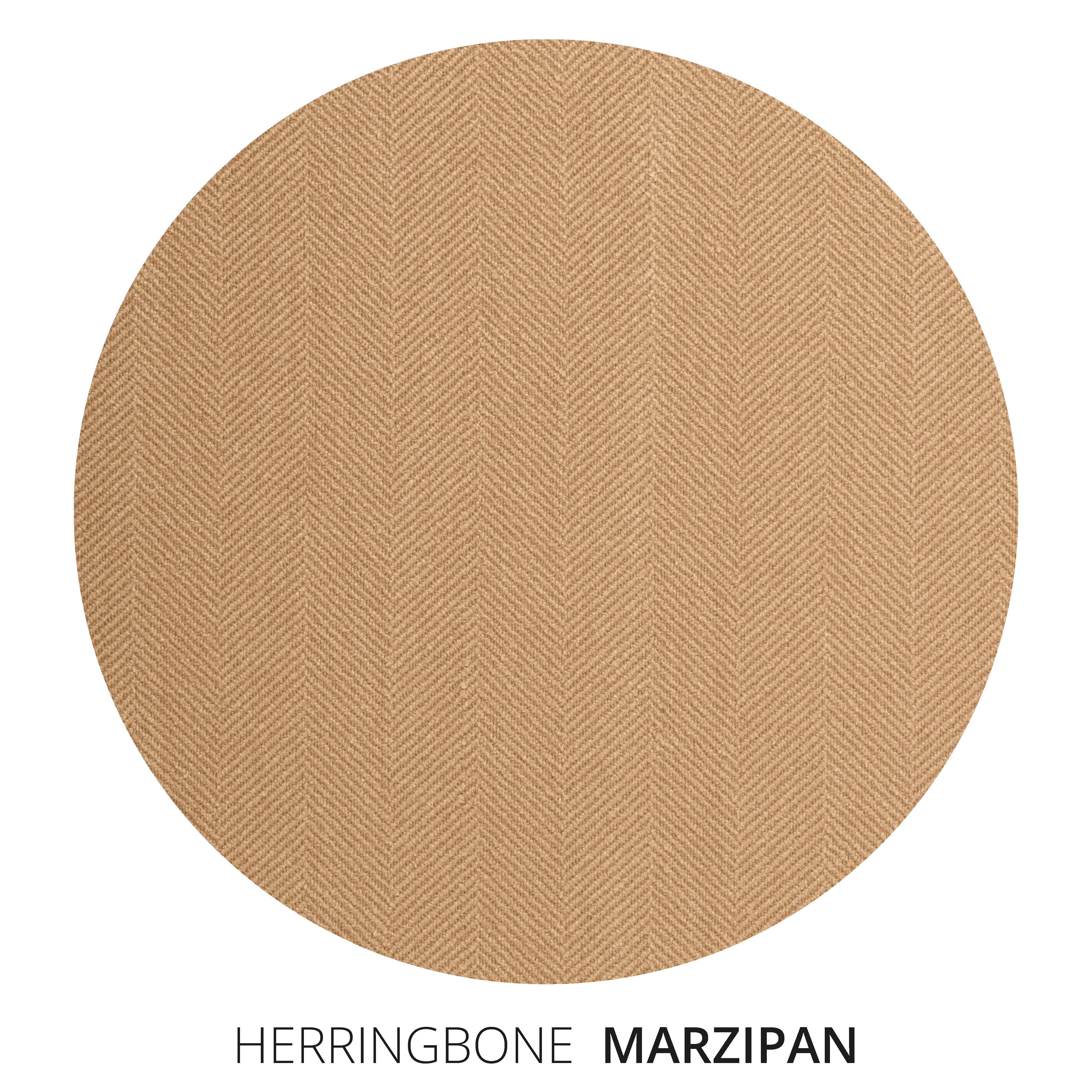 Marzipan Herringbone Swatch