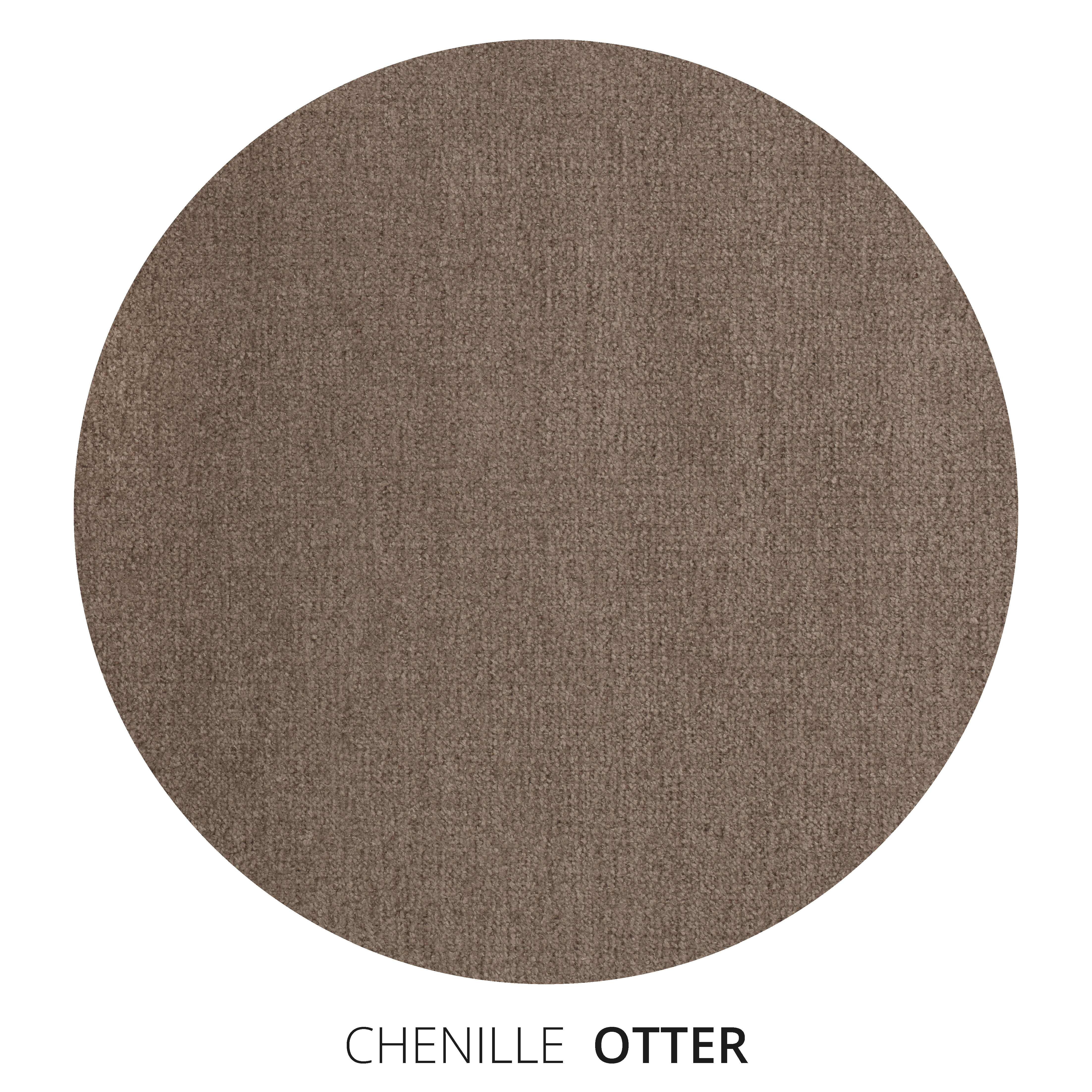 Otter Chenille Swatch