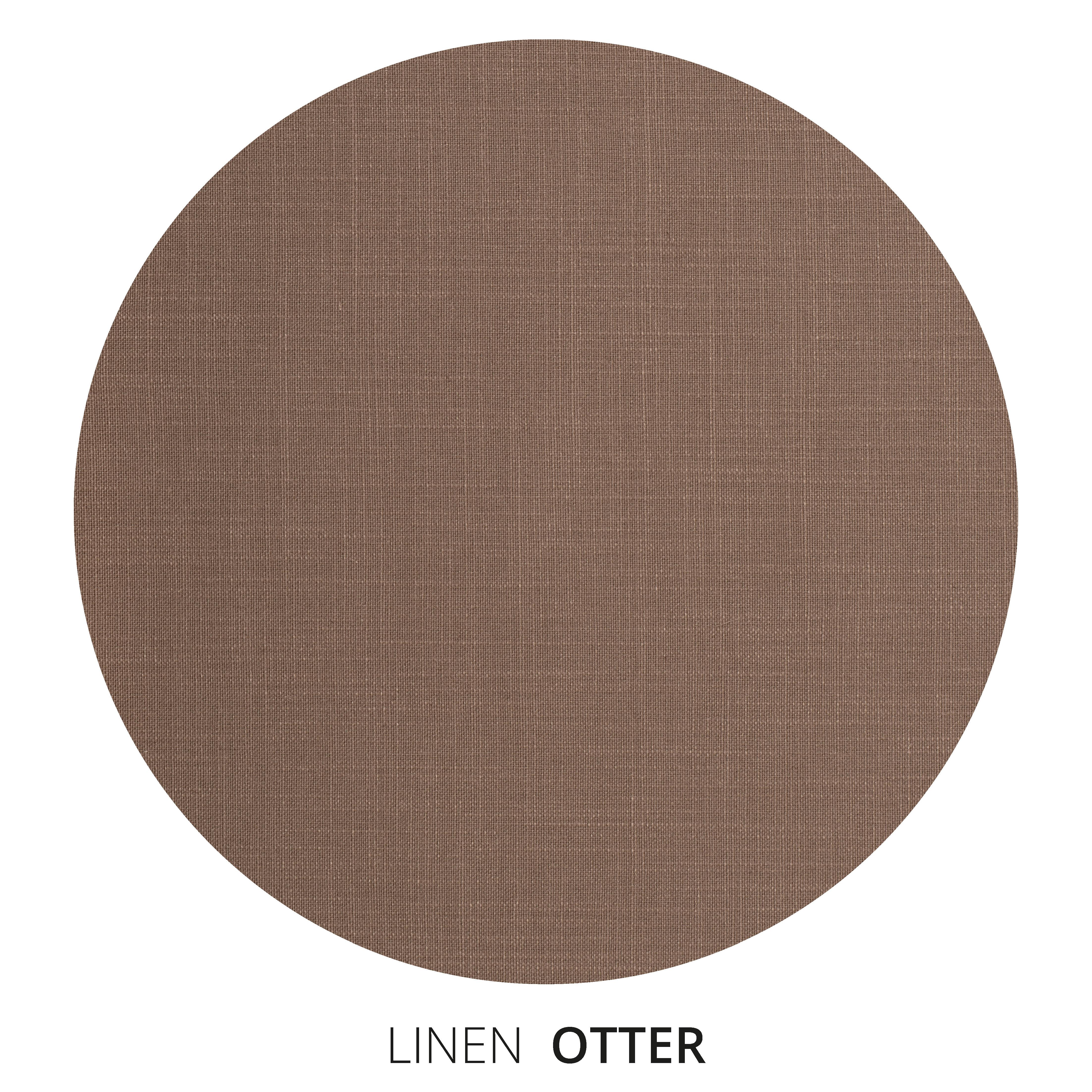 Otter Linen Swatch