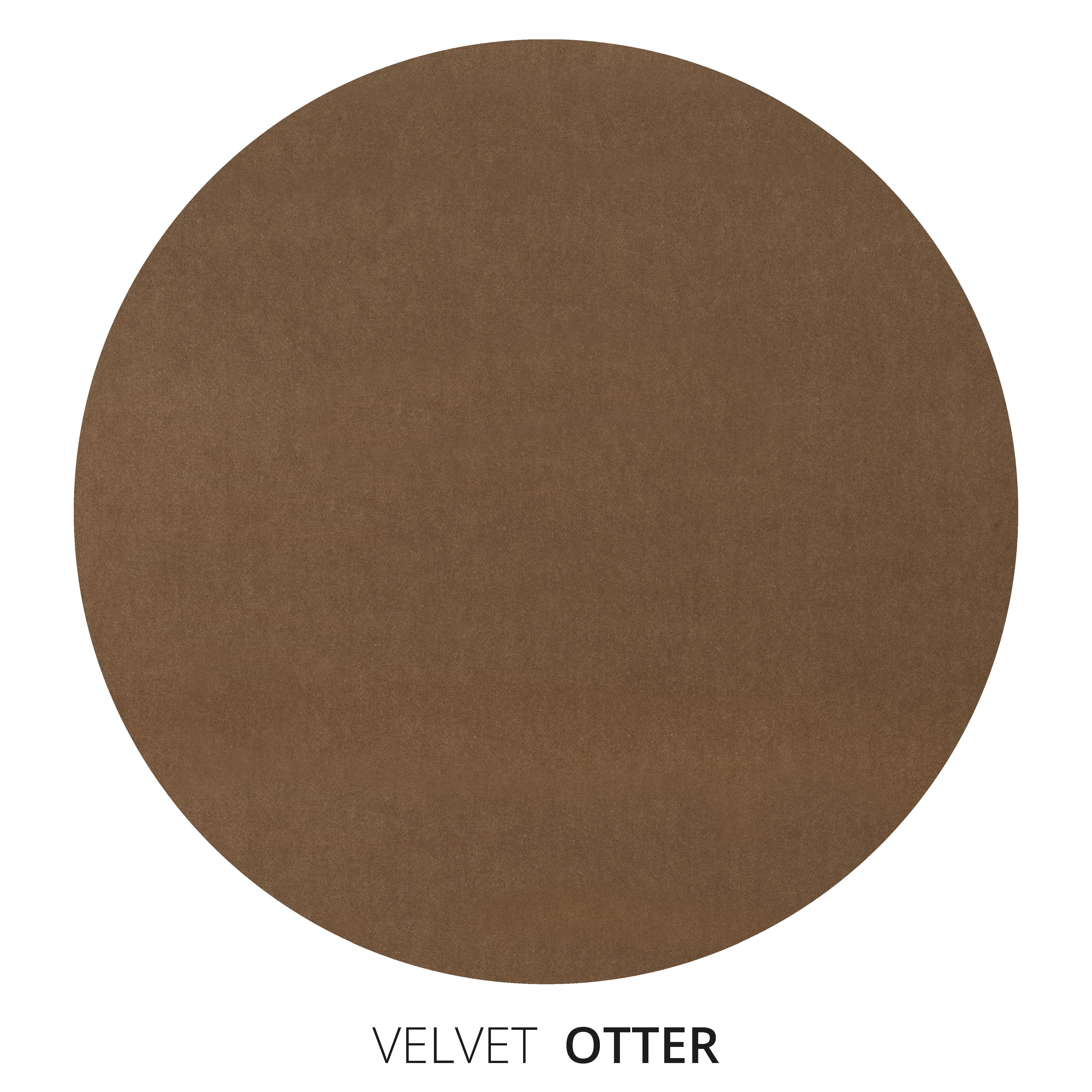 Otter Velvet Swatch