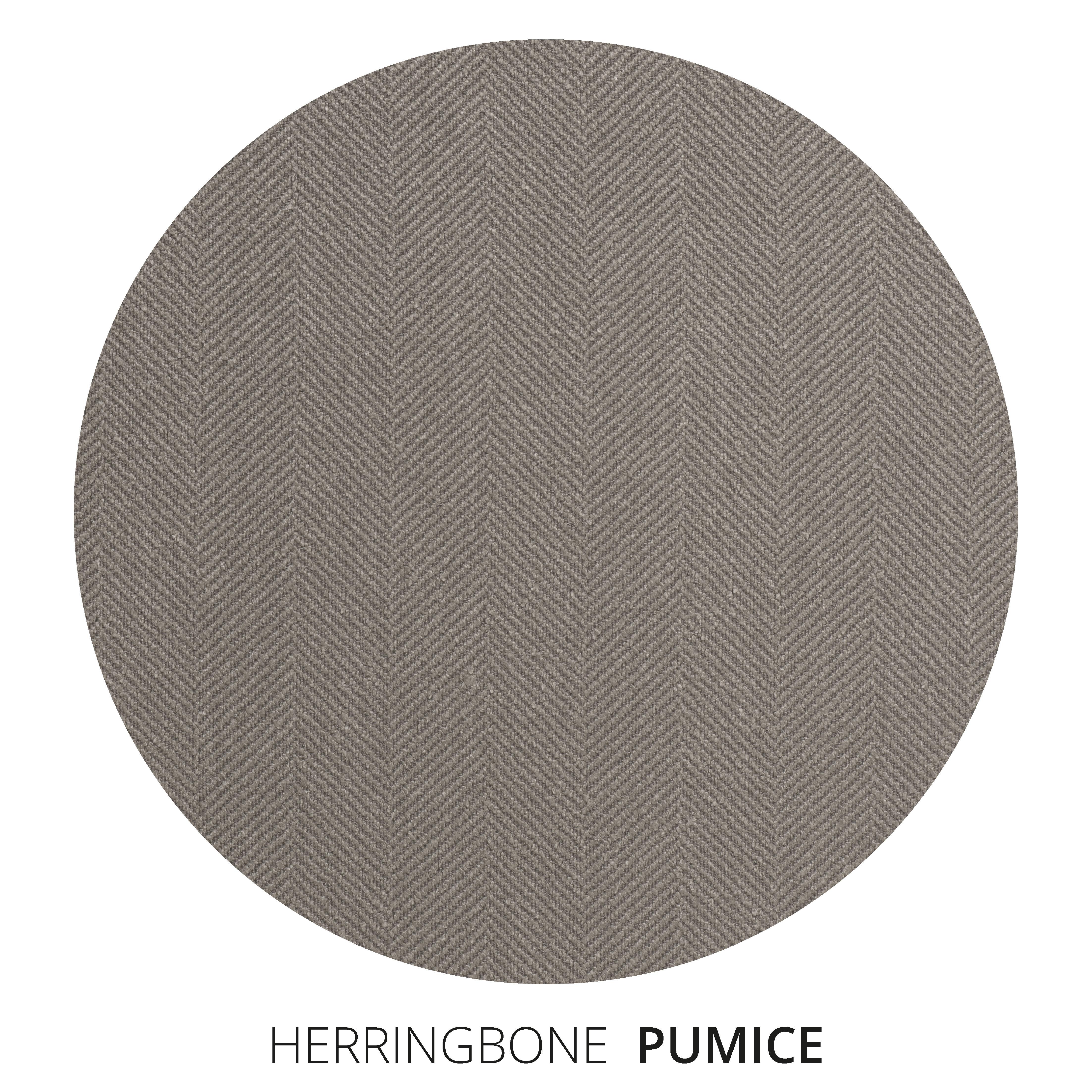Pumice Herringbone Swatch